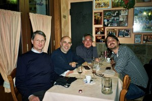Roma-Flautissimo-2011-Cena-con-Geoffrey-Guo-Giorgio-e-Matteo-Giorgessi